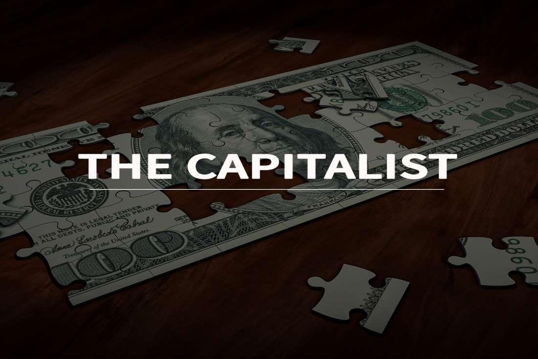 the capitalist resized